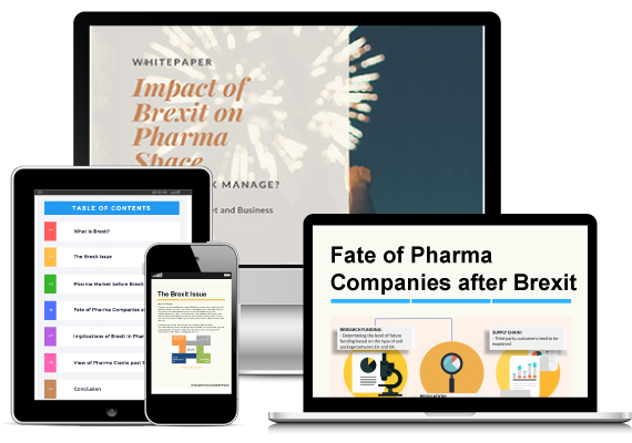 Impact of Brexit on Pharma Space