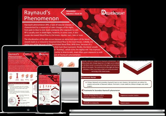 Raynaud's Phenomenon Newsletter