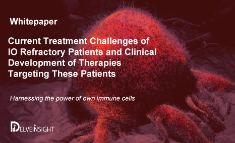 Current Treatment Challenges Of IO Refractory Patients And Clinical Development Of Therapies Targeting These Patients