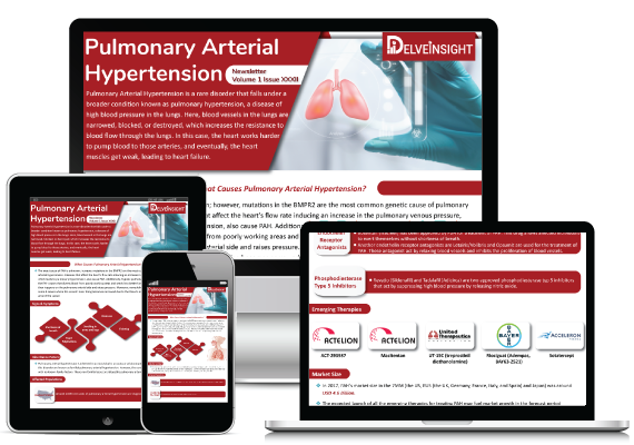 PULMONARY ARTERIAL HYPERTENSION (PAH)