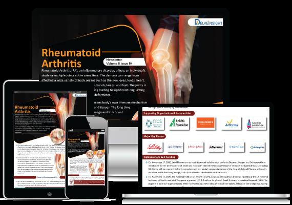 Rheumatoid Arthritis Newsletter