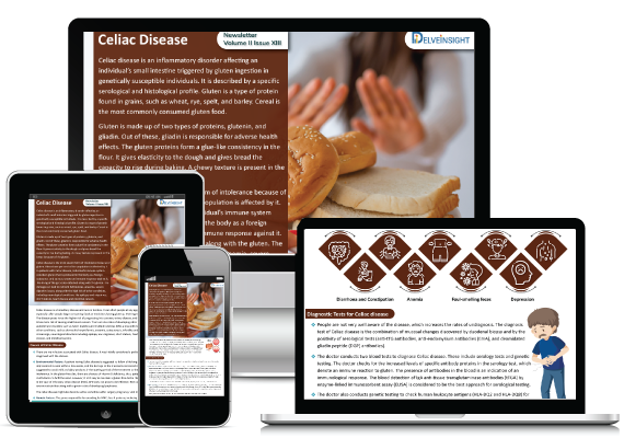 Celiac disease Newsletter